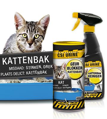 kattenbak+productlijn